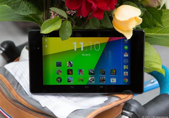 Google Nexus 7 2013 Review Cnet