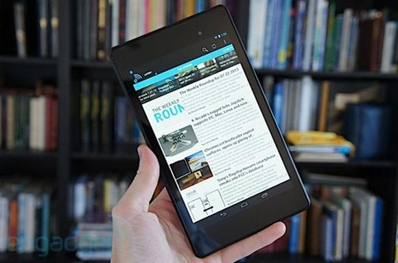 Google Nexus 7 2013 Review Engadget