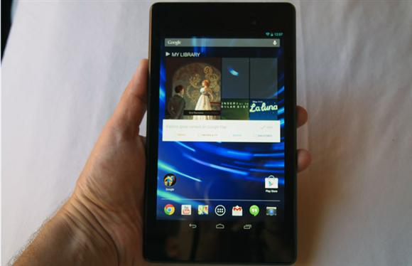 Google Nexus 7 2013 Review Laptopmag