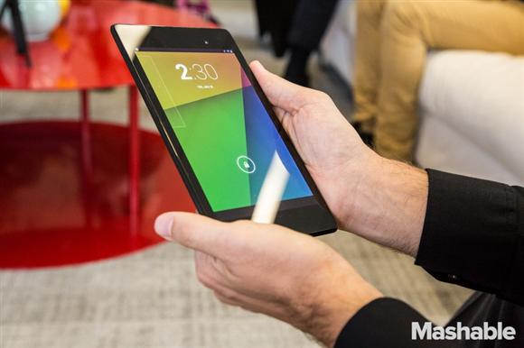Google Nexus 7 2013 Review Mashable