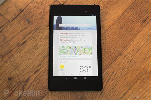 Google Nexus 7 2013 Review Pocket Lint