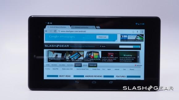 Google Nexus 7 2013 Review Slashgear