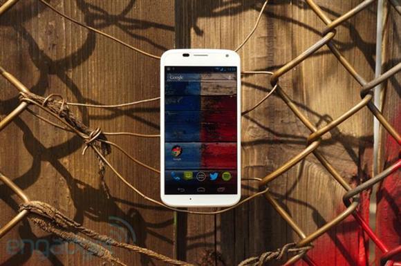 Motorola Moto X Review Engadget