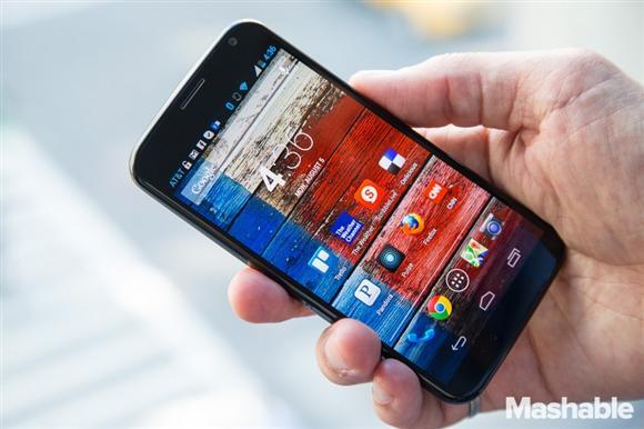 Motorola Moto X Review Mashable