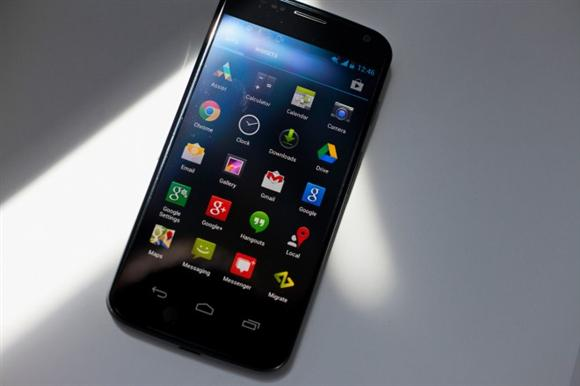 Motorola Moto X Review Wired