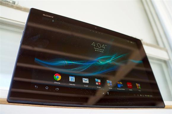 Sony Xperia Tablet Z Review Pocketnow