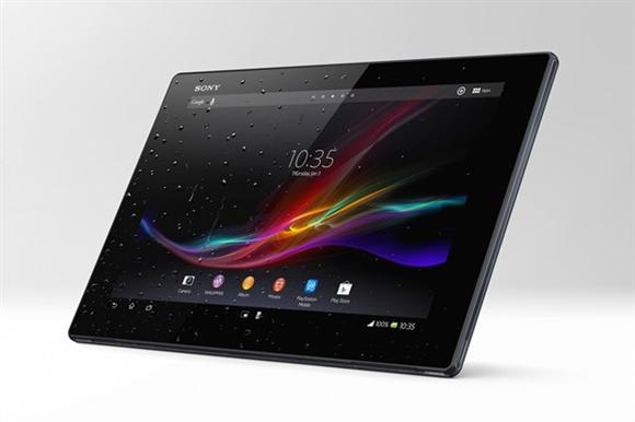 Sony Xperia Tablet Z Review Wired