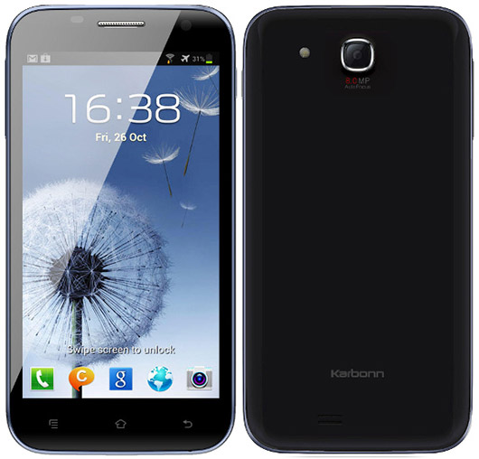 Karbonn Titanium S2 Specification Karbonn S2 Titanium wi...