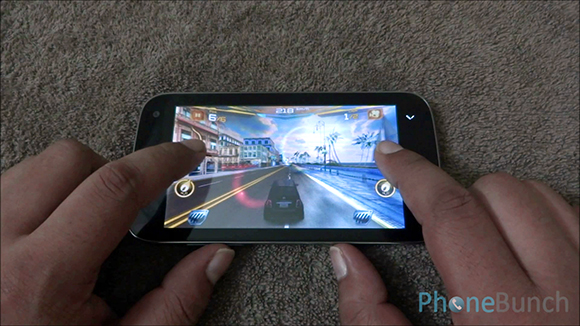 Asphalt 7 Heat On Micromax Canvas 2 Plus