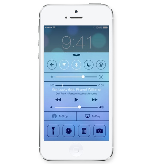 how to get airdop in control centre