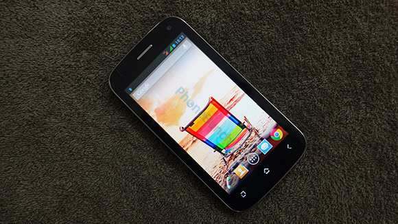 Micromax A110Q Canvas 2 Plus Benchmark