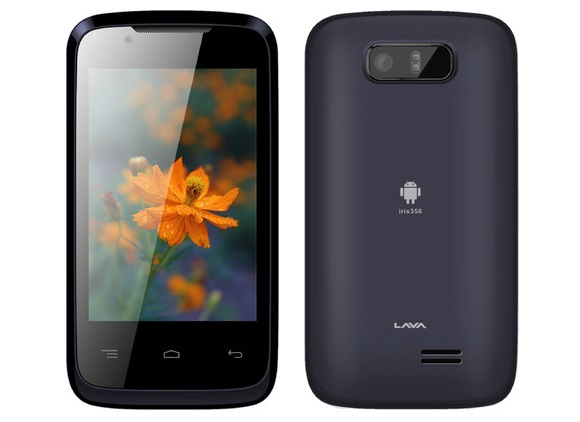 Lava Iris 356 Available