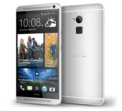 HTC One Max with 5.9-inch 1080p display, Snapdragon 600 ...