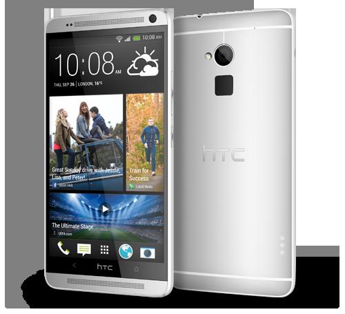 HTC One Max and Its Fingerprint Sensor