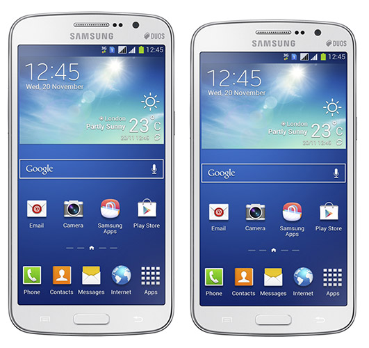 Samsung Galaxy Grand Lite Gt I9060 Visits The Fcc Doesn T