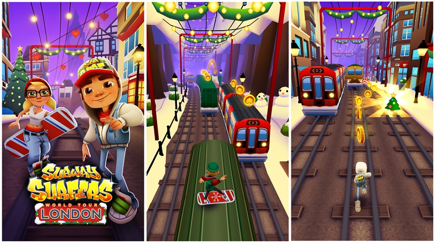 Subway Surfers Windows Phone 8