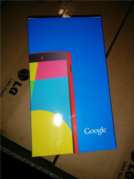 The red LG Nexus 5 is real, will probably launch soon ...