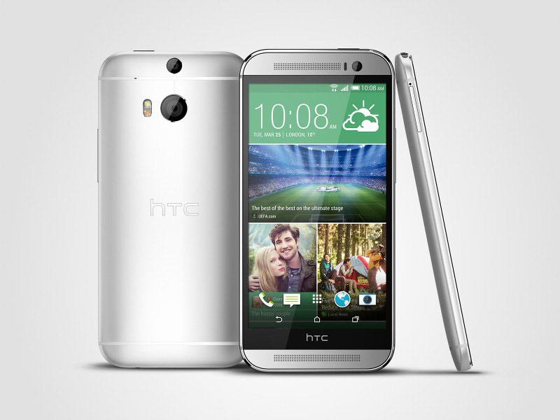 HTC One M8 Developer and Google Play Editions up for pre ...