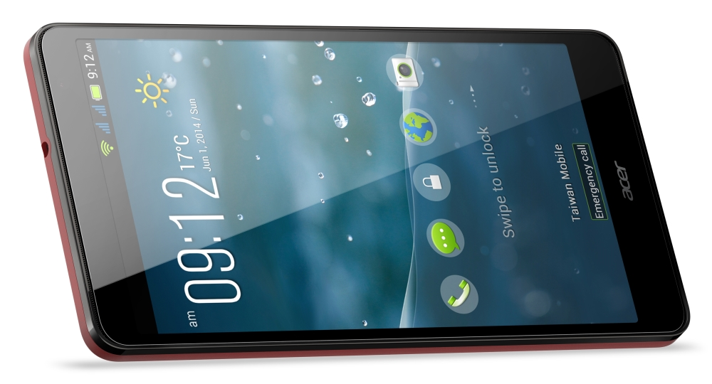 acer liquid x1 with android 4 4 kitkat  octa