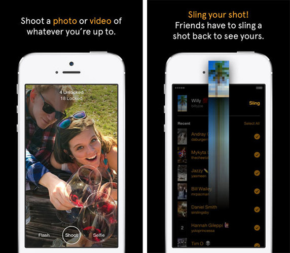 Facebook Converts to Slingshot into a Social Network of Ephemeral Videos and Photos