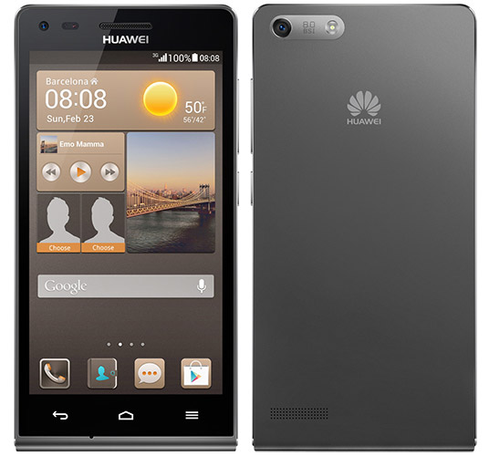 Huawei Ascend G6 available in India with 4.5-inch display