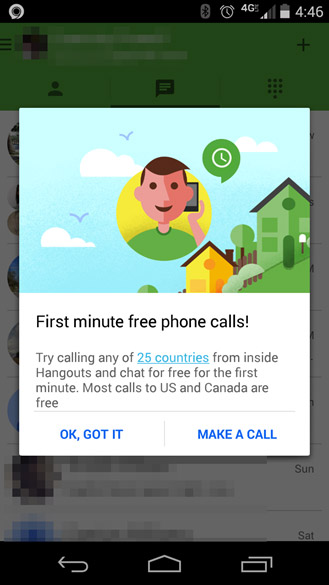 how to video call and chat at the same time