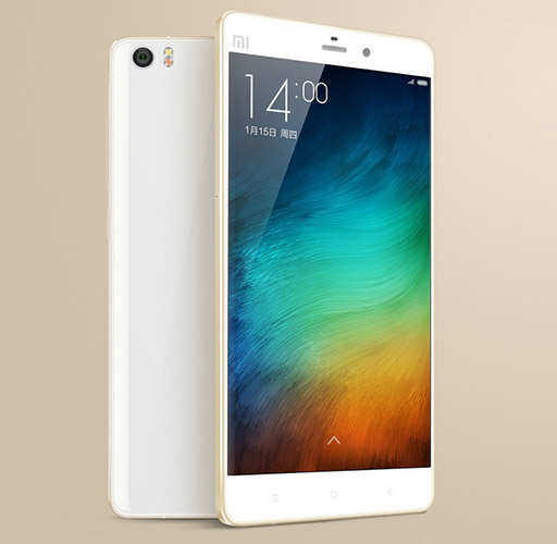 Xiaomi Mi Note Pro With 5 7 Inch Quad Hd Display