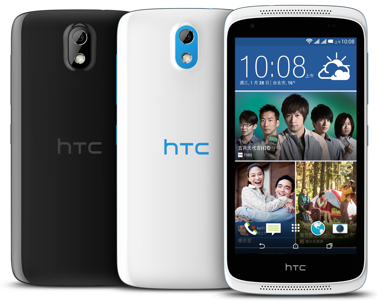 HTC Desire 526 G+ launched in India with Octa-core processor priced at ...