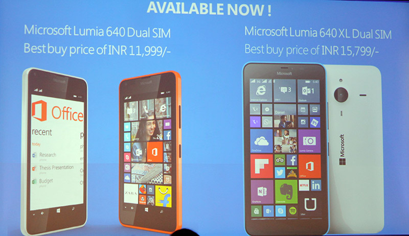 can't they microsoft lumia 640 dual sim price in india brand and
