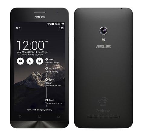 Asus Zenfone 4 Zenfone 5 And Zenfone 6 Android Lollipop