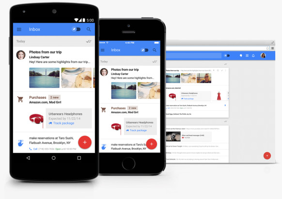 Google's Inbox Email App Is Now Open To Everyone | PhoneBunch