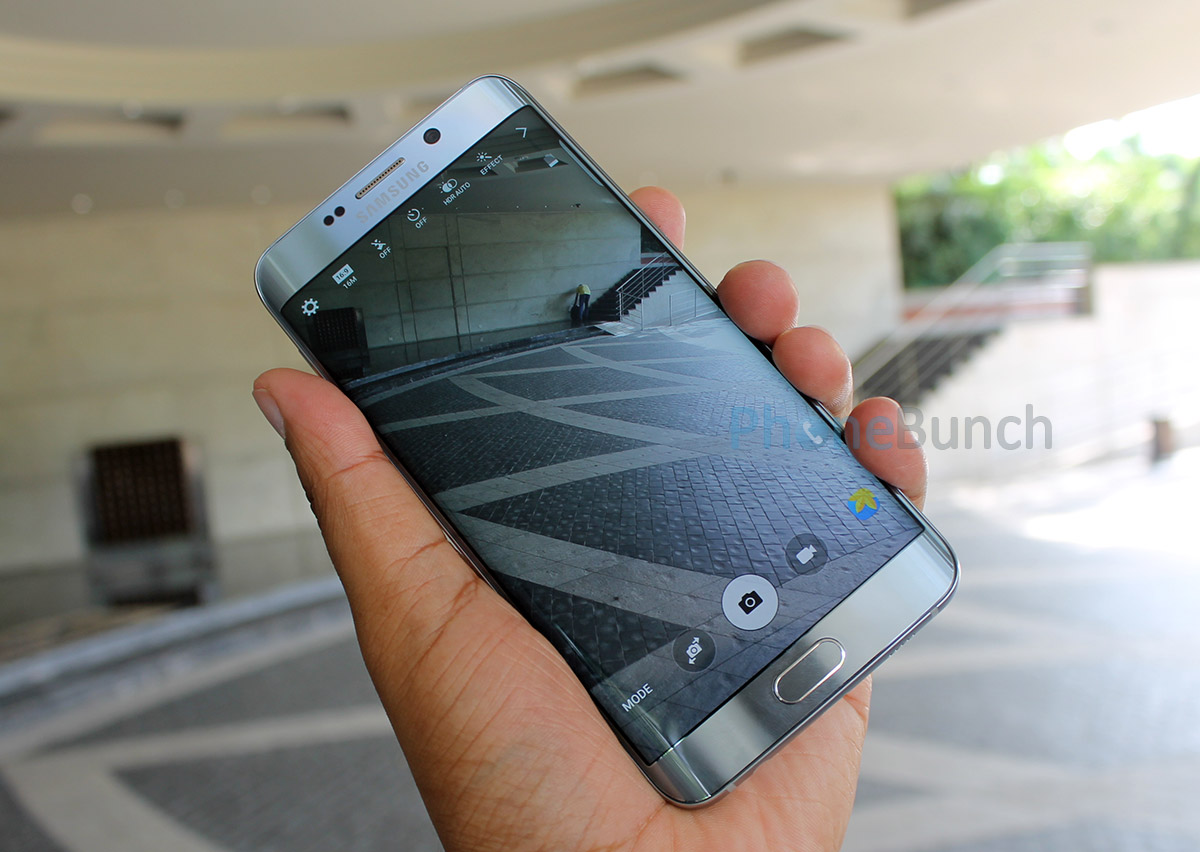 Samsung Galaxy S6 edge+ India Hands-on and First ...