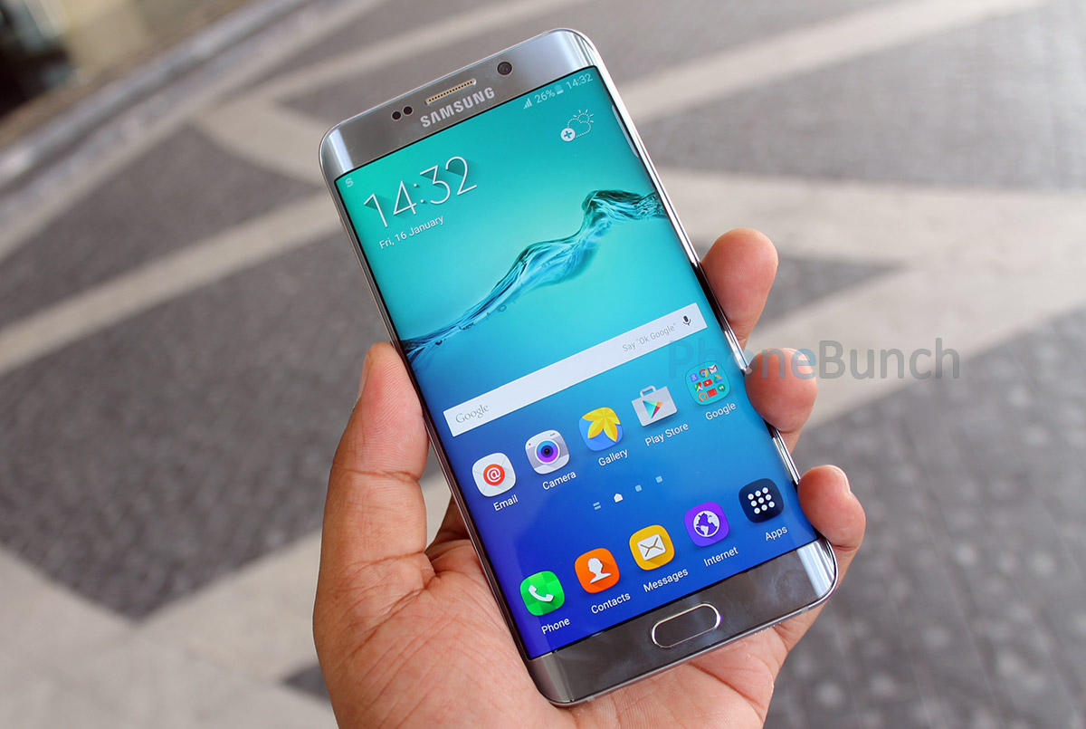 Samsung Galaxy S6 edge+ India Hands-on and First Impressions