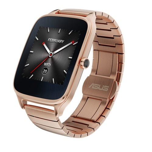 ASUS Zenwatch 2 Premieres in October Starting from 149 EUR
