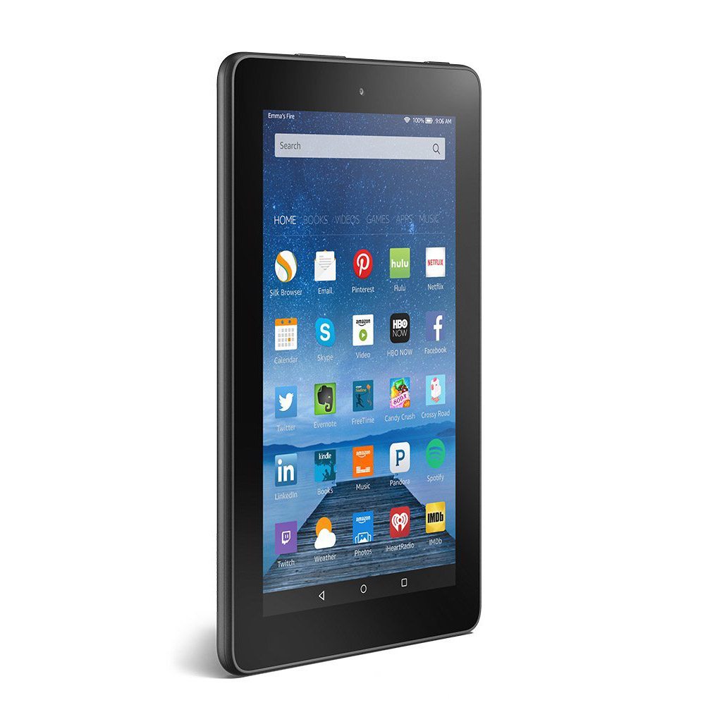 Amazon unveils new 7-inch Fire Tablet for just $50 ...