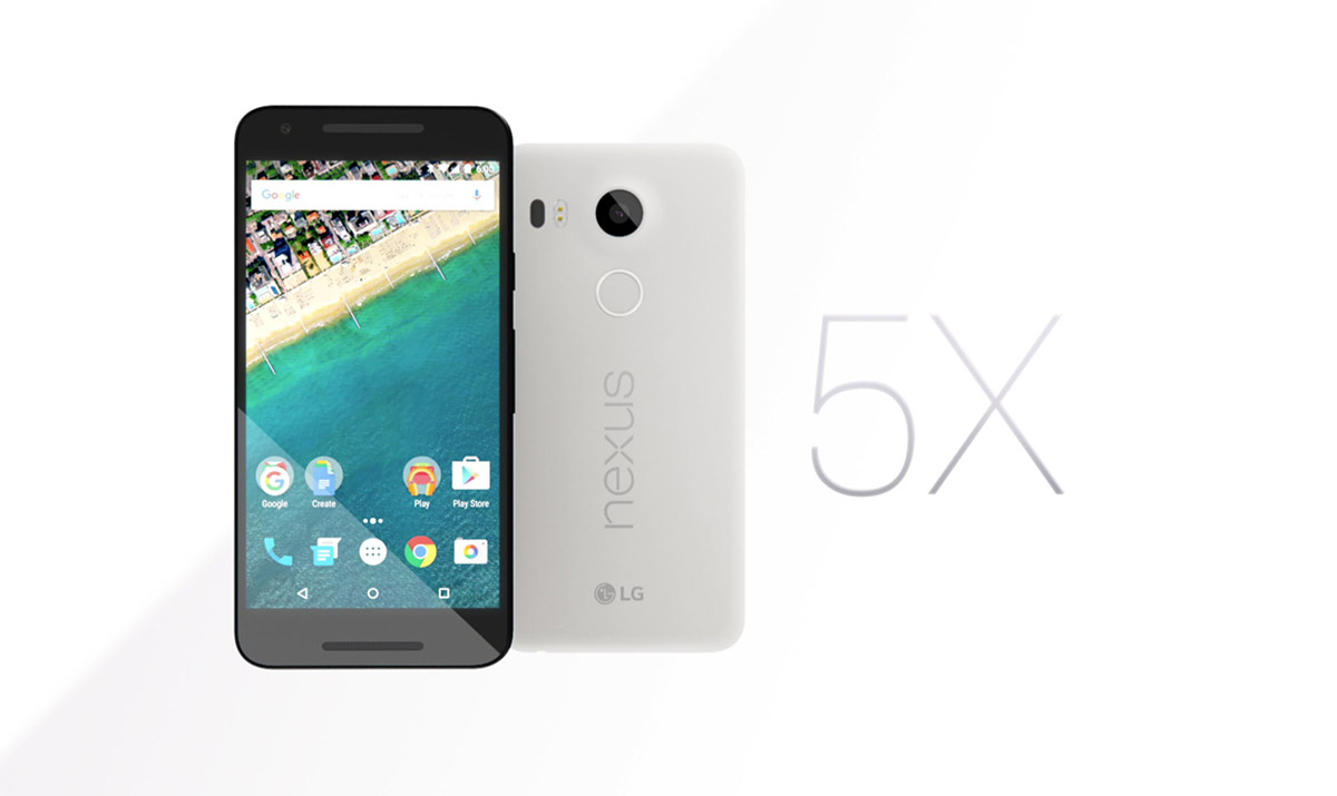 LG Nexus 5X goes official with Snapdragon 808, 2GB RAM ...