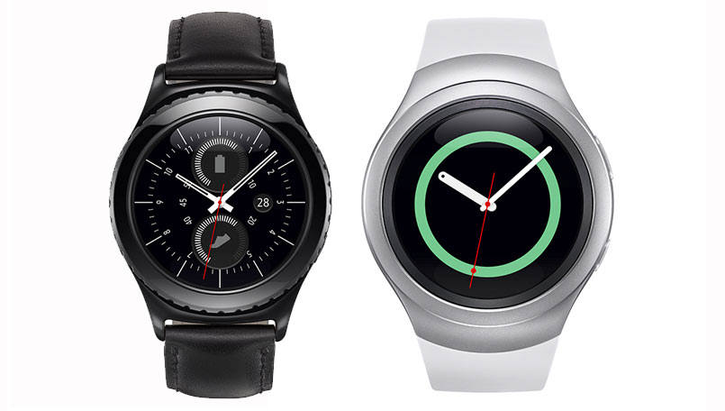 samsung u0026 39 s tizen powered gear s2 smartwatch goes official with rotating bezel