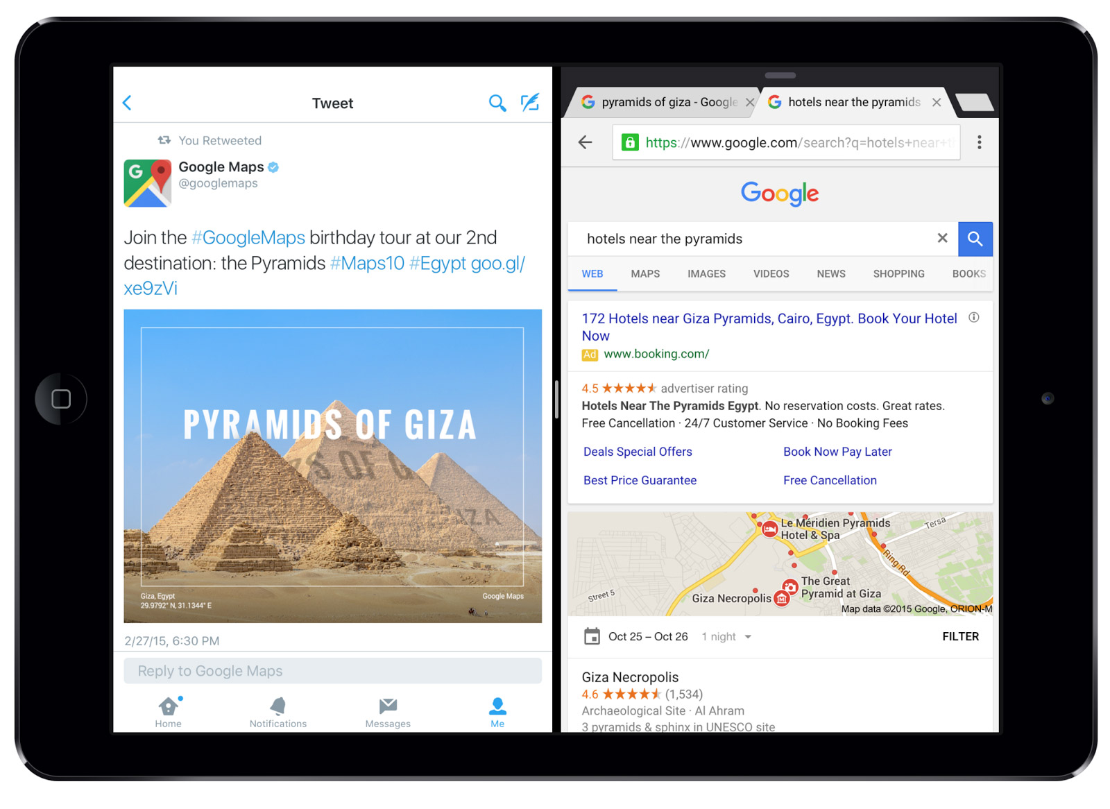 Google Chrome For Ios Update Brings Support For Split View