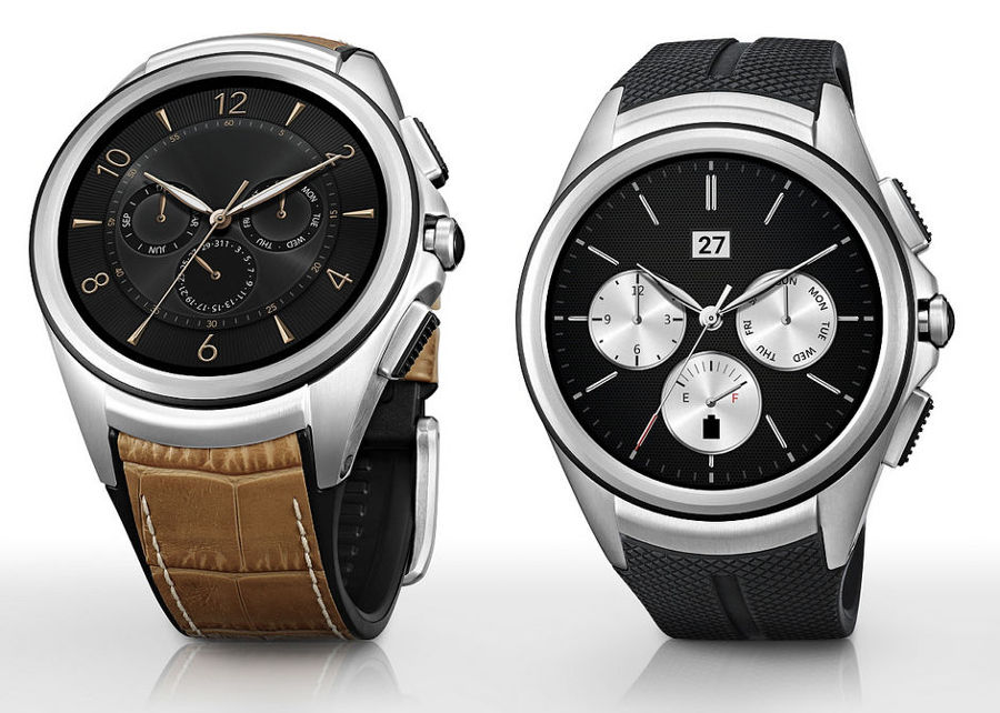 LG Watch Urbane 2nd Edition announced, first Android Wear ...