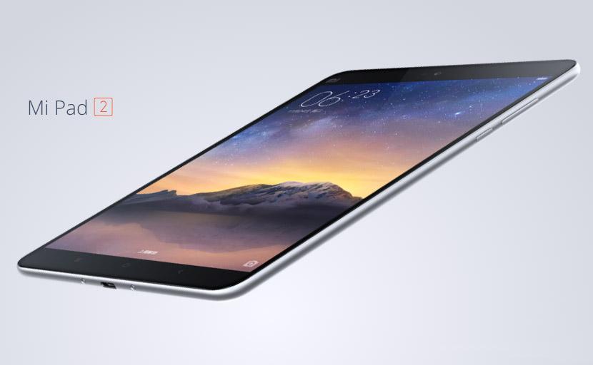 Xiaomi Mi Pad 2 Arrives With Intel Atom Soc Metal Body 8