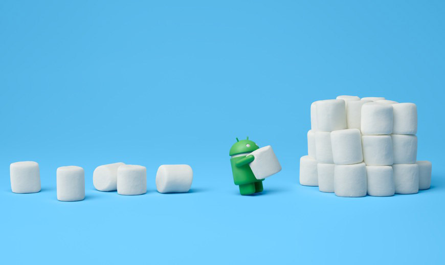 Android 6 0 1 Marshmallow update arrives in style with 200 new