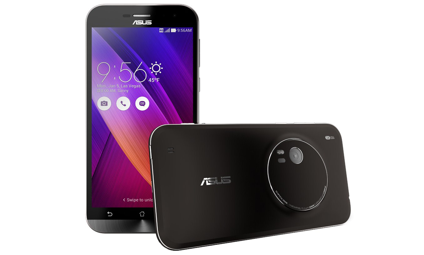 Asus Zenfone Zoom With 3X Optical Zoom Launching In India