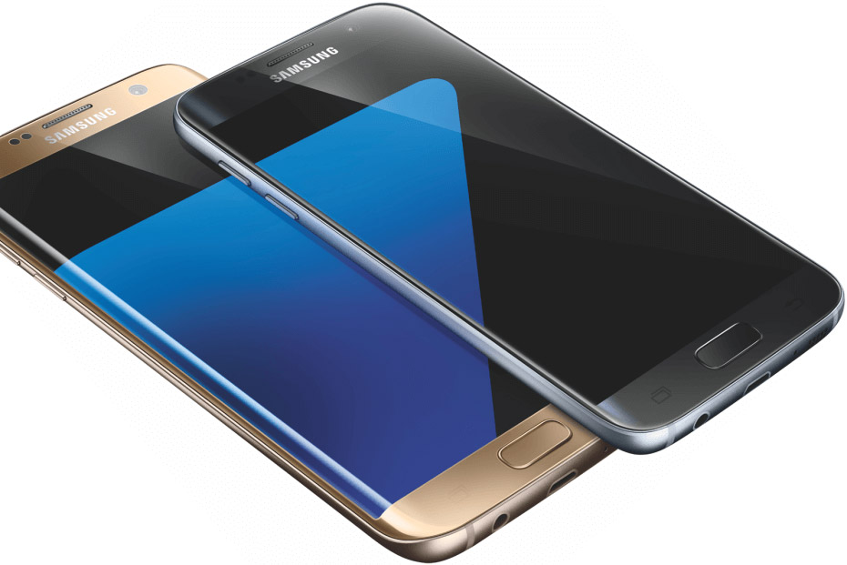 Galaxy S7 And S7 Edge Press Images