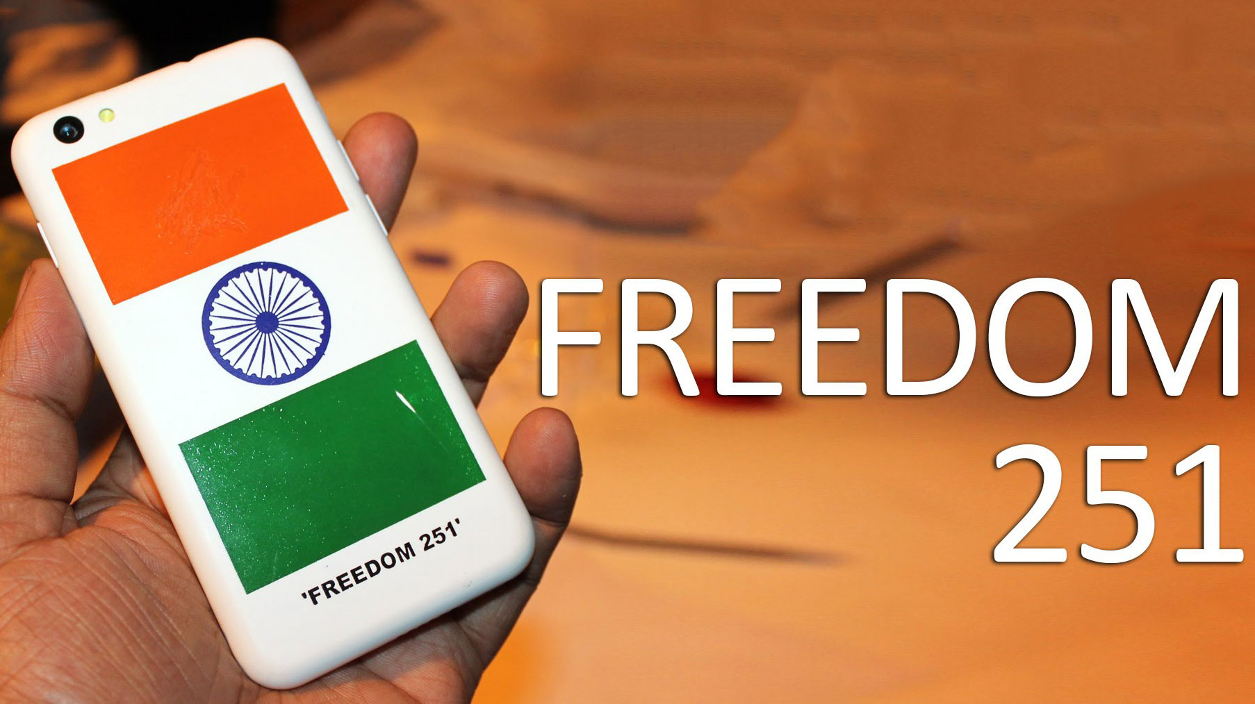 Freedom 251 now to be available through cash on delivery ...