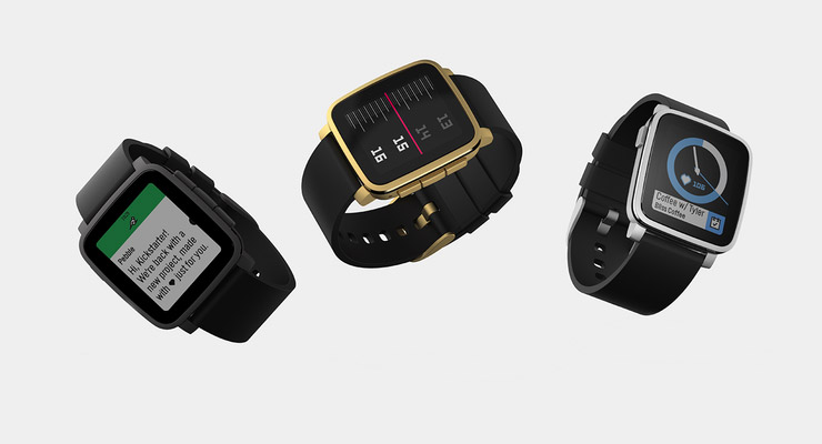 Pebble launches three new wearables: Pebble 2, Pebble Time ...