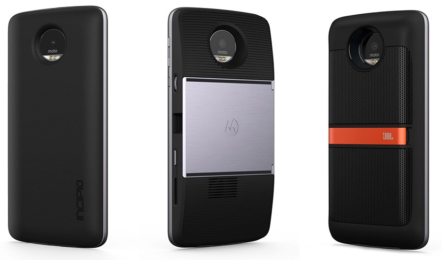 Moto Z Force Wireless Charging >> Pricing Revealed: Moto Mods for the Moto Z are not going to come cheap | PhoneBunch