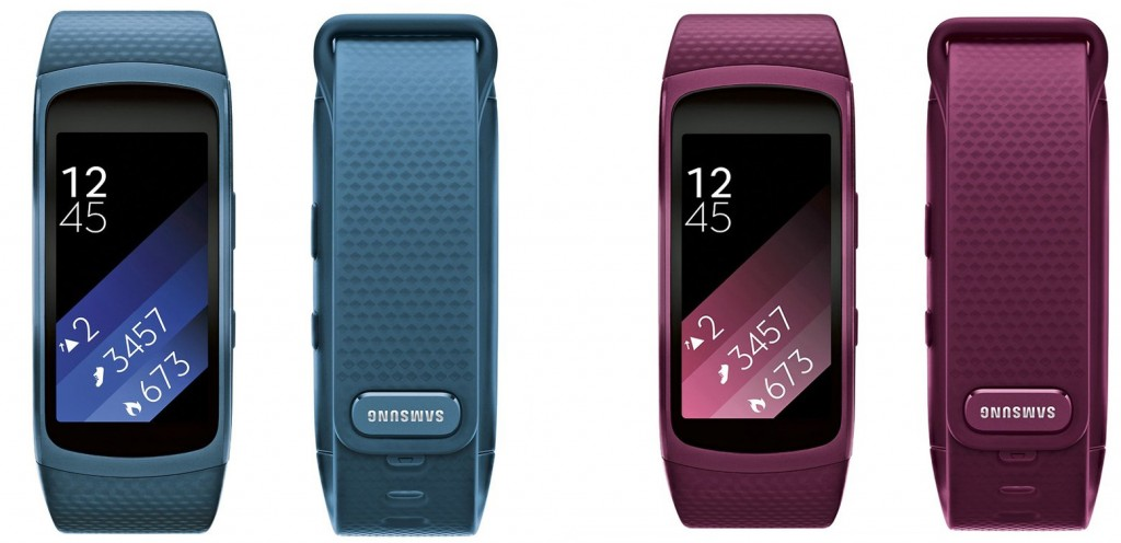 samsung gear fit 2 and gear iconx wireless earbuds are now