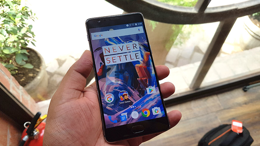 Image result for oneplus 3t hands on