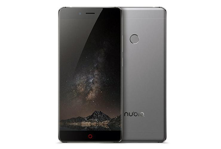 smartphone zte nubia not