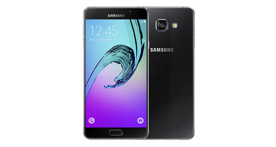 samsung launches its galaxy a3 and a5 budget smartphones for 2017. Black Bedroom Furniture Sets. Home Design Ideas